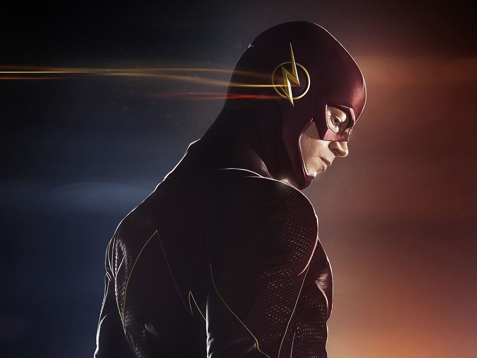 The Flash Tv Show for 1600 x 1200 resolution