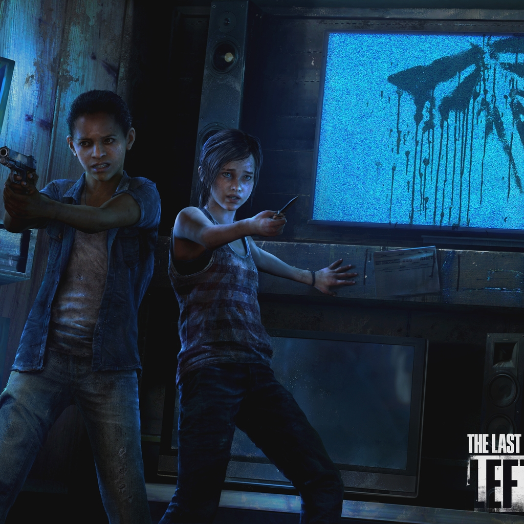 The Last Of Us Left Behind for 1024 x 1024 iPad resolution