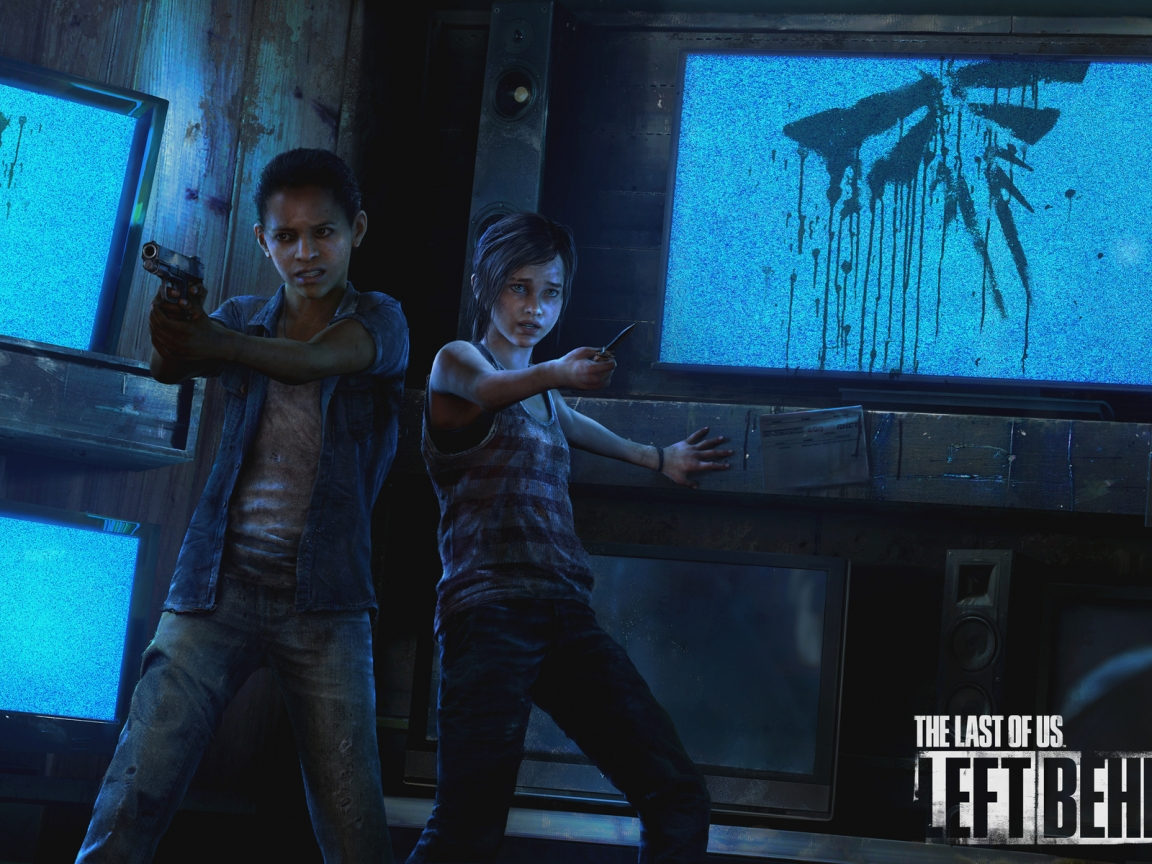 The Last Of Us Left Behind for 1152 x 864 resolution