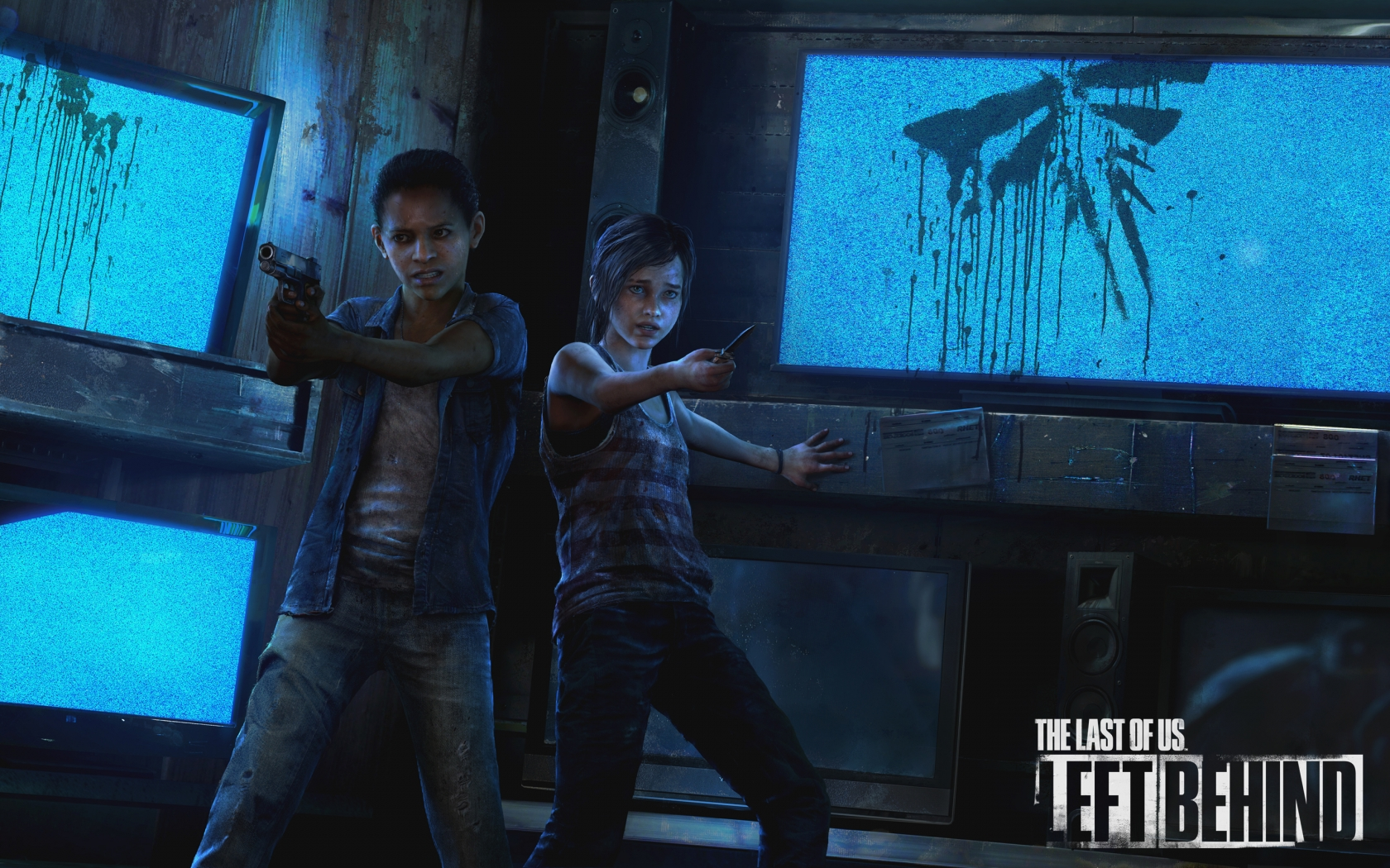 The Last Of Us Left Behind for 1680 x 1050 widescreen resolution