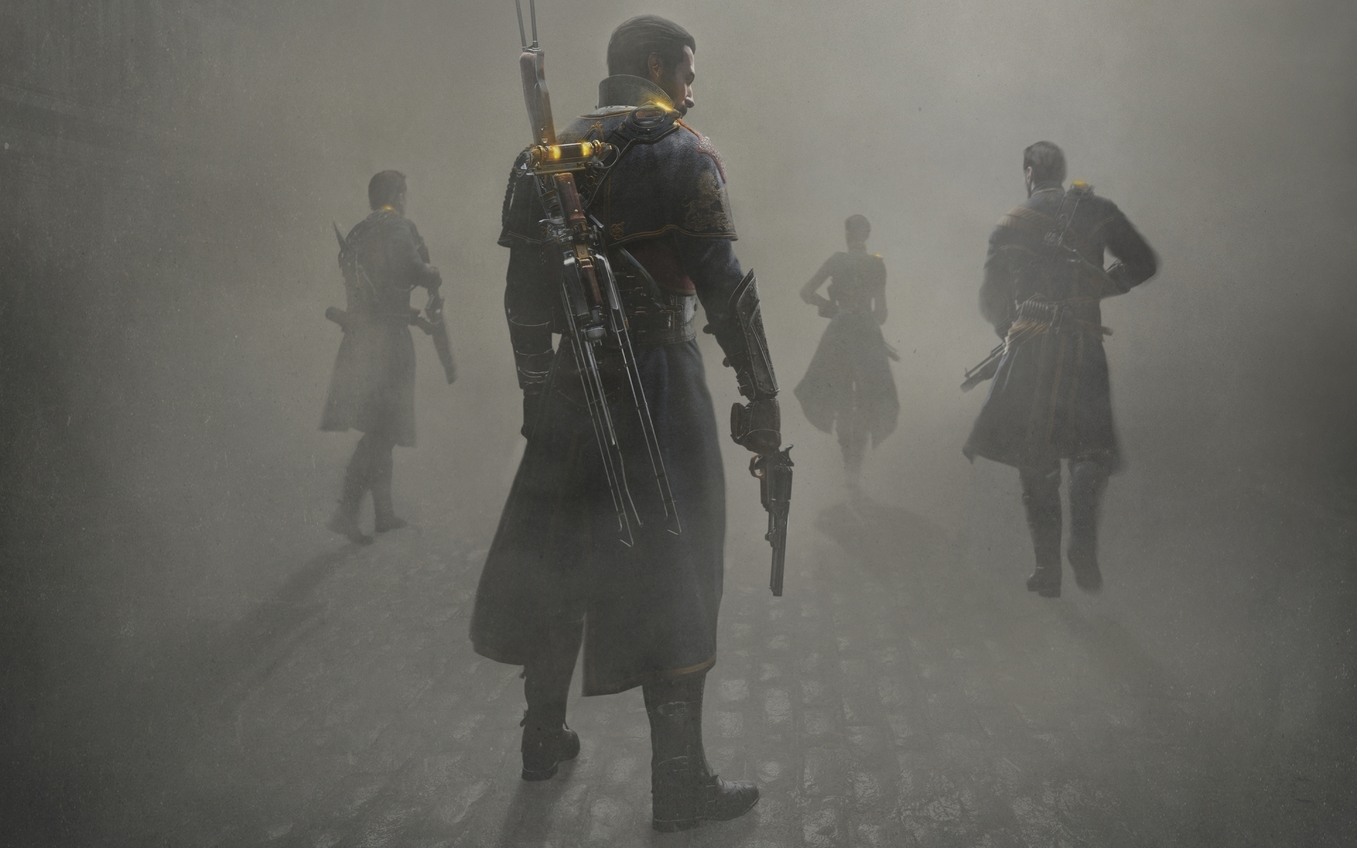 The Order 1886 for 1920 x 1200 widescreen resolution