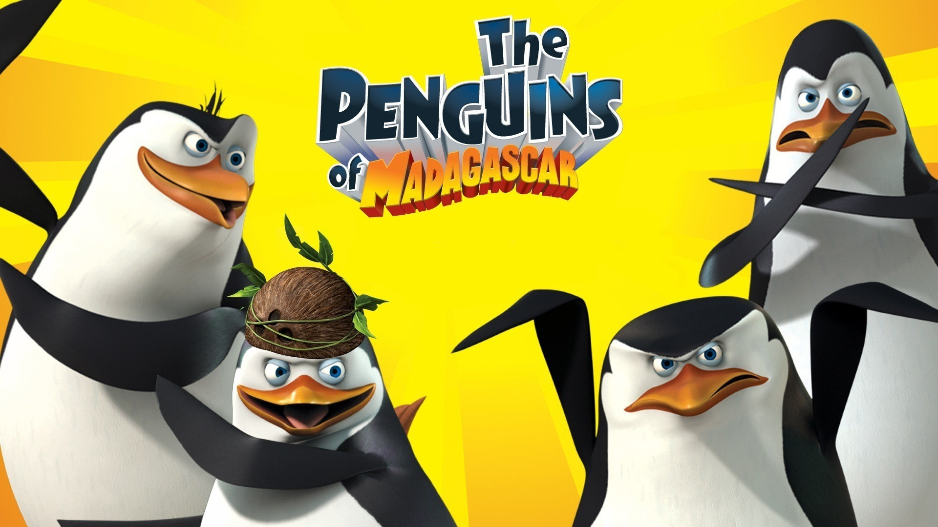 The Penguins Of Madagascar for 1920 x 1080 HDTV 1080p resolution