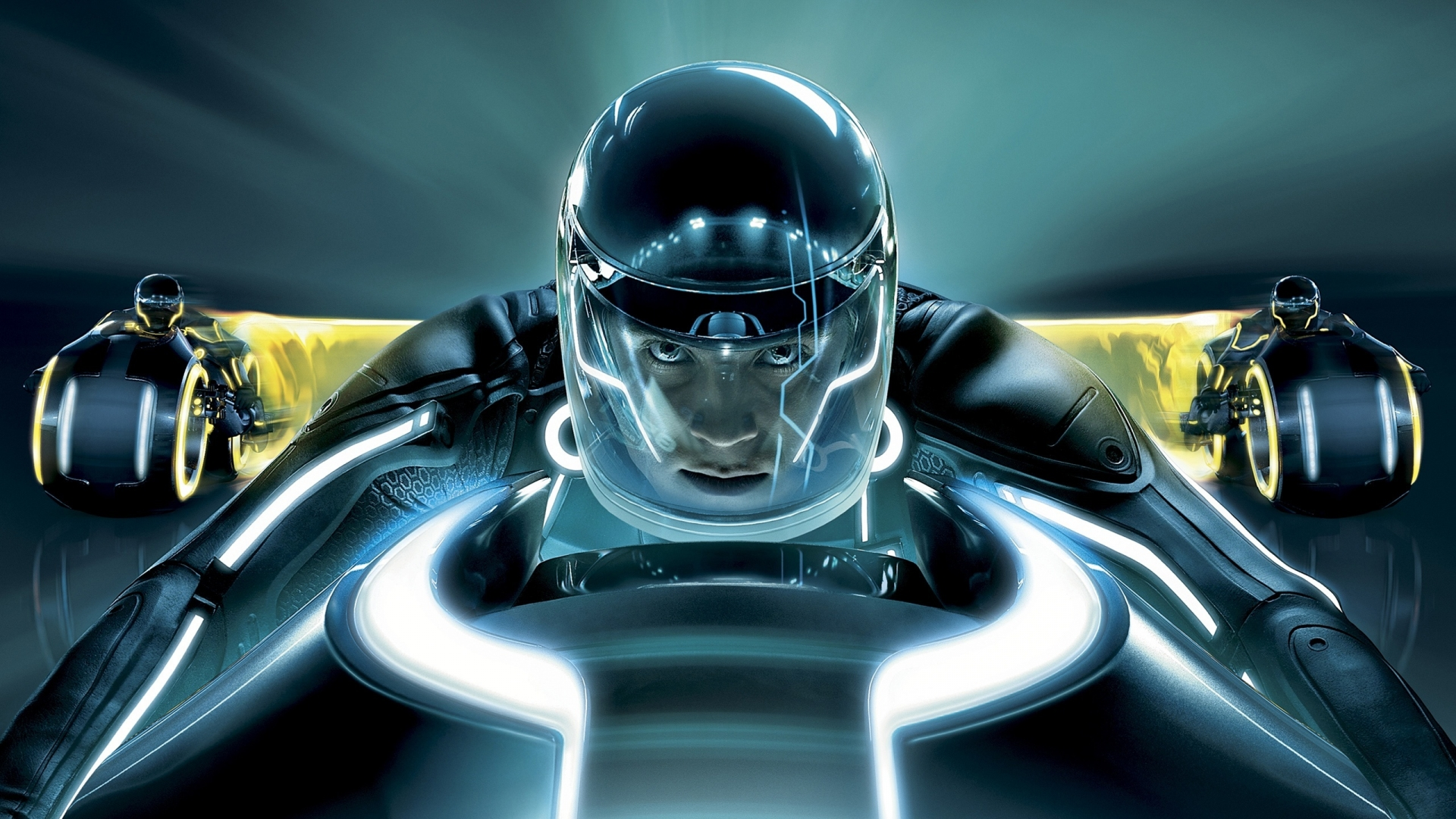 Tron Legacy Movie for 1920 x 1080 HDTV 1080p resolution