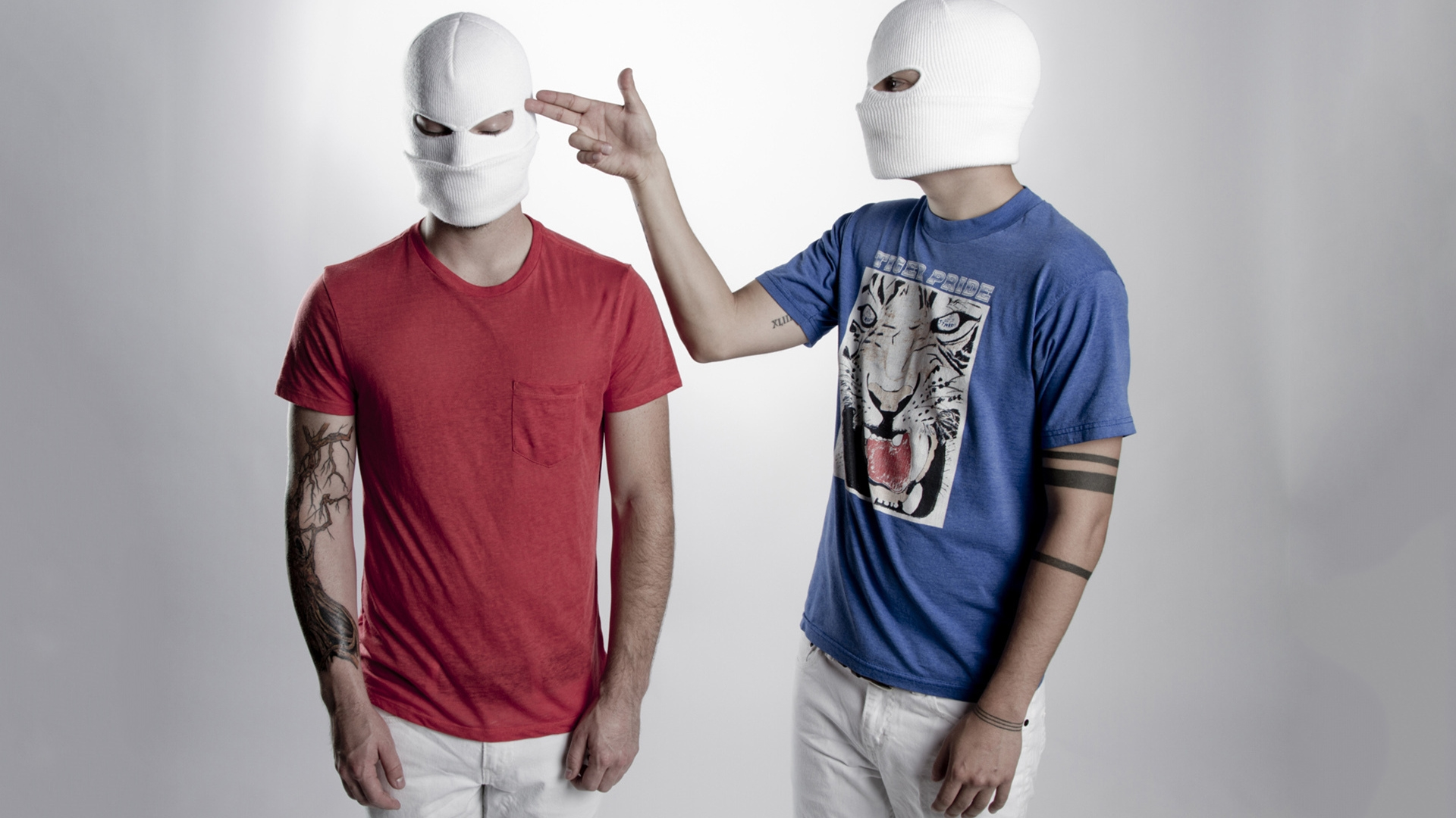 Twenty One Pilots Tear in My Heart for 1920 x 1080 HDTV 1080p resolution