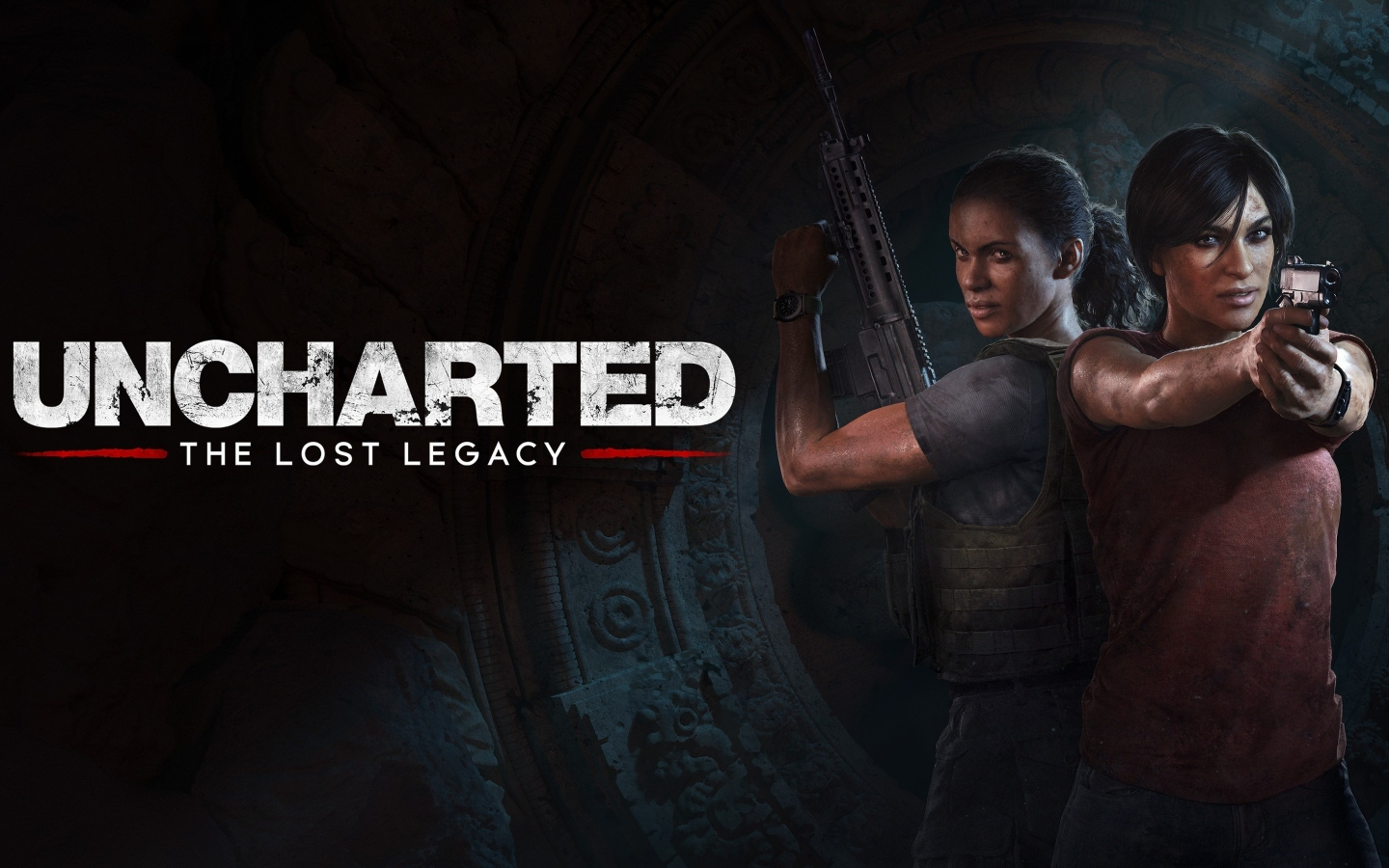 Uncharted The Lost Legacy for 1440 x 900 widescreen resolution