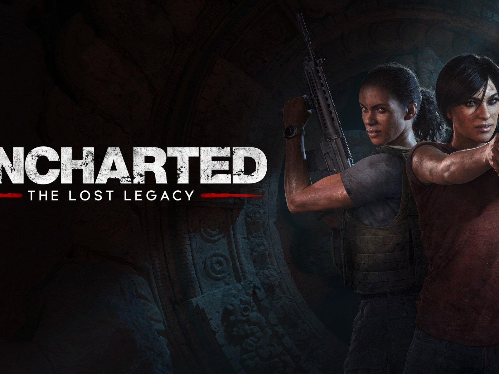 Uncharted The Lost Legacy for 1600 x 1200 resolution