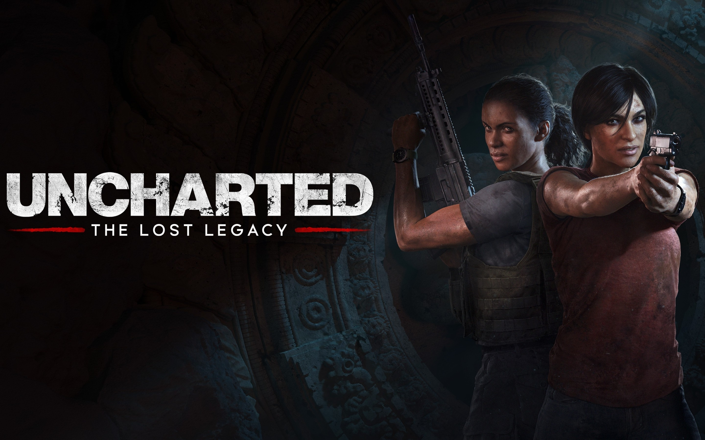 Uncharted The Lost Legacy for 2880 x 1800 Retina Display resolution