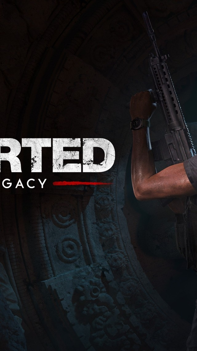 Uncharted The Lost Legacy for 640 x 1136 iPhone 5 resolution