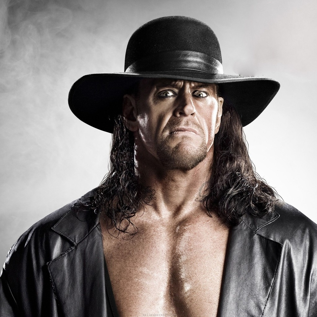 Undertaker for 1024 x 1024 iPad resolution