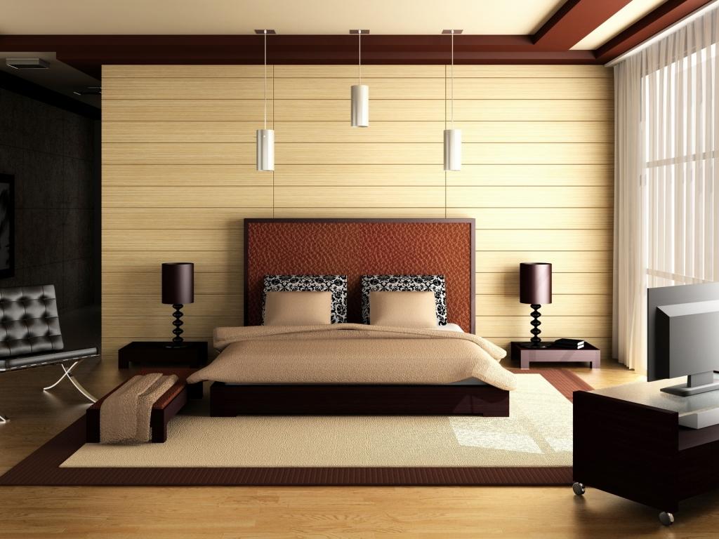 warm bedroom x 768 wallpaper