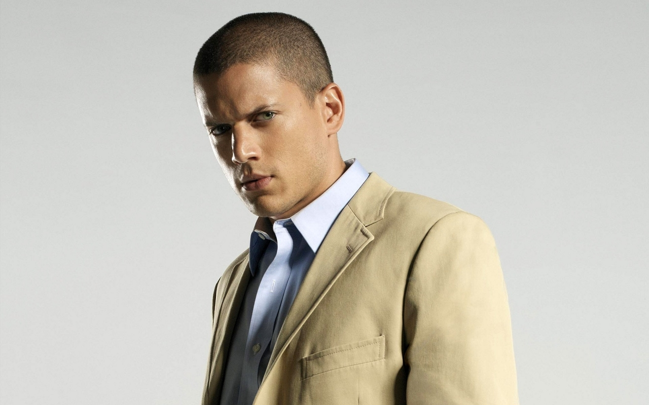 Wentworth Miller Photo for 1280 x 800 widescreen resolution