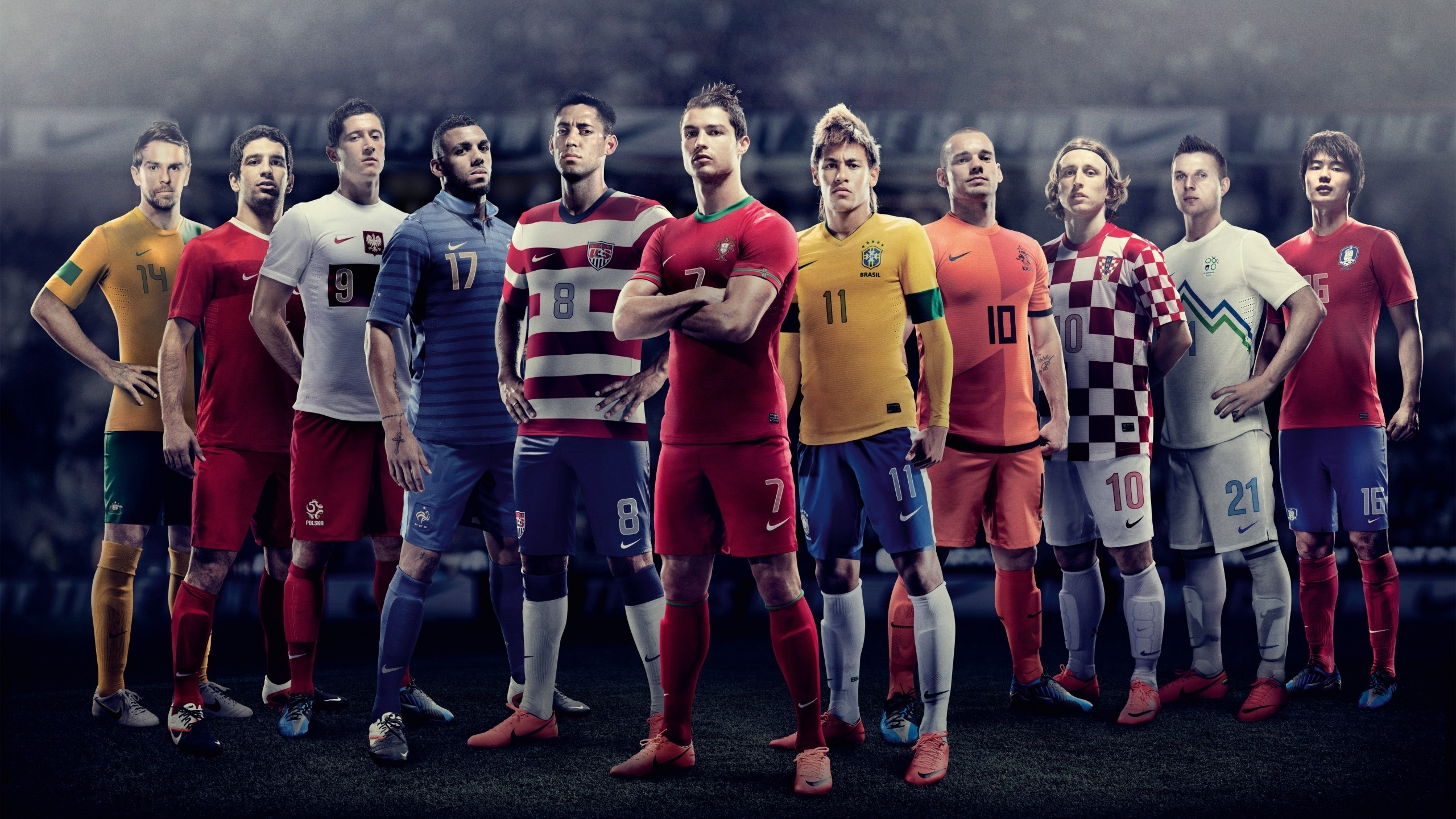 cool soccer wallpapers - HD2048×1152