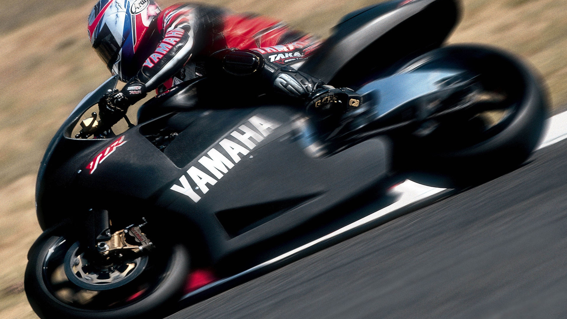 Yamaha YZR M1 Concept for 1920 x 1080 HDTV 1080p resolution